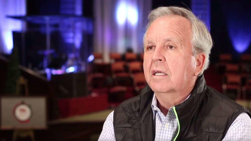 Pastor Randel McCarty